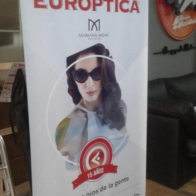 Banner Europtica