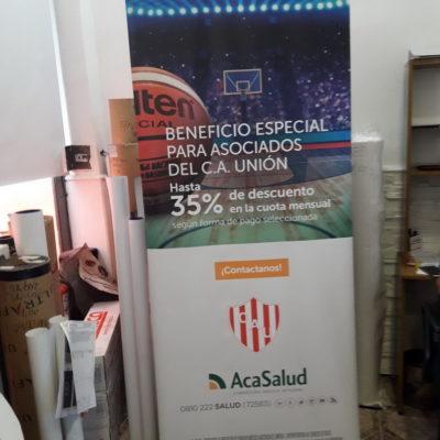 Banner ACA Salud y CAU
