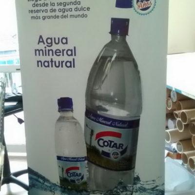 Banner Agua Cotar