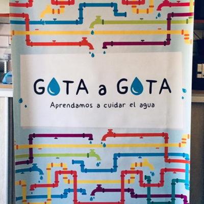 Banner Gota a Gota