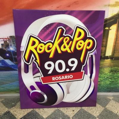 Banner Rock&Pop Rosario