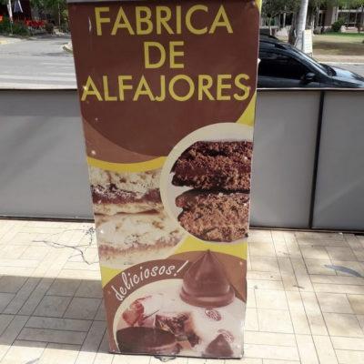 Banner Fábrica de Alfajores