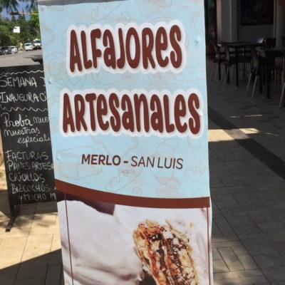 Banner Alfajores Artesanales