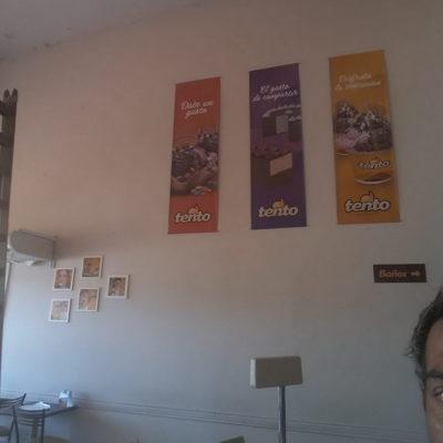 Banners Colgantes Tento