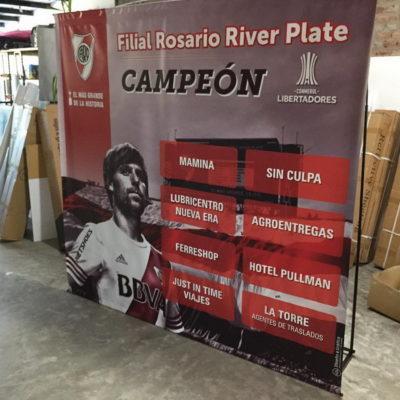 Fondo Filial Rosario River Plate
