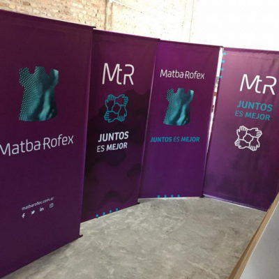 Banners Matba Rofex