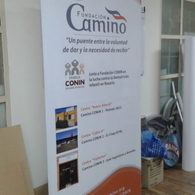 Banner Fundación Camino
