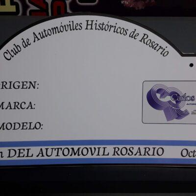 Club de automóviles Históricos de Rosario