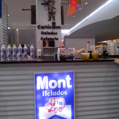 Mont Helados